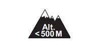 Altitude plaque PVC ondulée