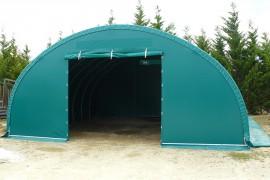 Multi-abri de stockage largeur 7.80 m