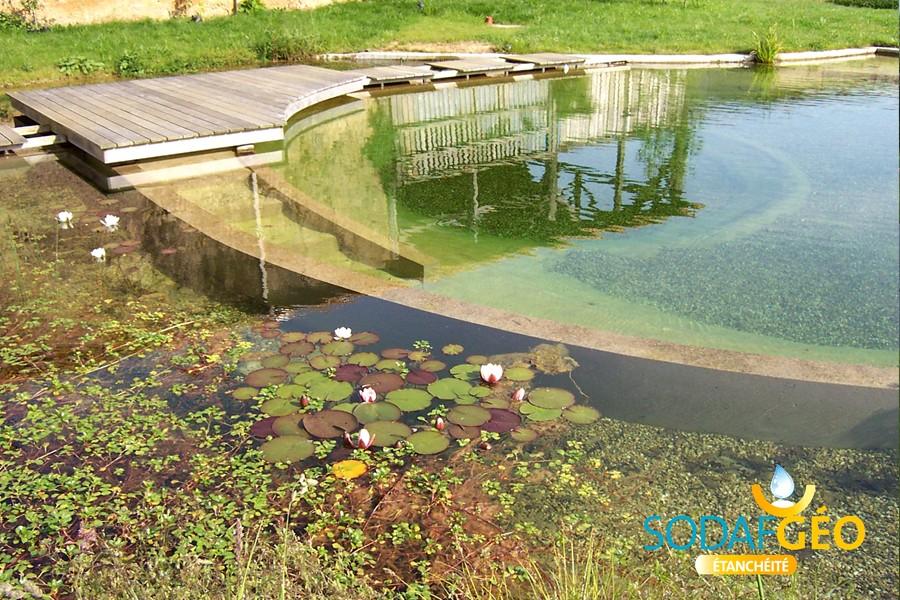 B che bassin epdm mm en rouleau solutec agri for Bache pour bassin epdm