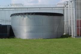 Réservoir d'eau acier galvanisé
