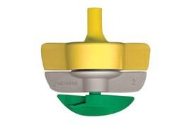 Micro-asperseur SpinNet turbine verte