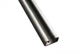 Barre à clips brut longueur 5 m