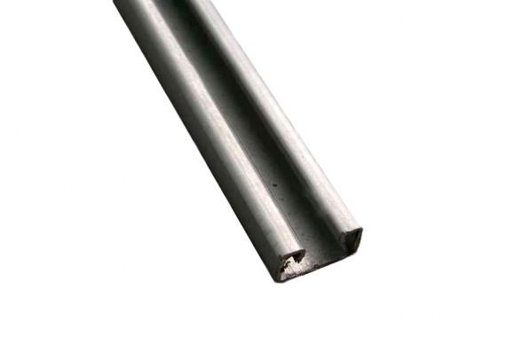 Barre à clips brute longueur 5 m